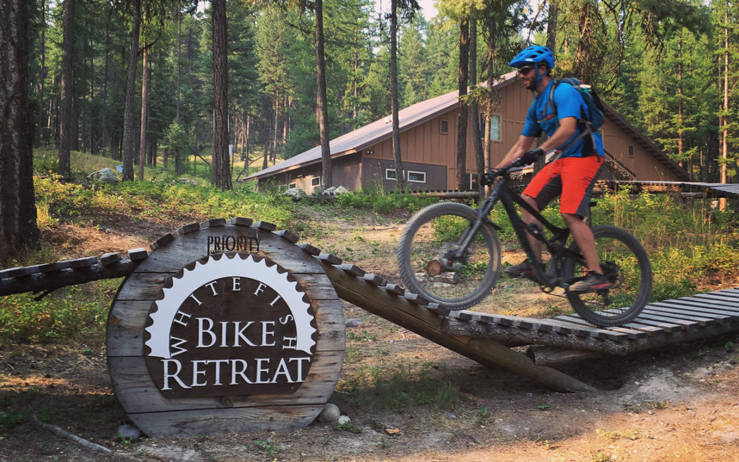 Day 16 – Next stop – Whitefish Bike Retreat in Montana