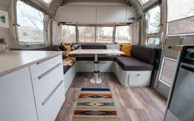 Renovating an Airstream while traveling full time: Part 2